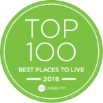 #1 Most Livable City